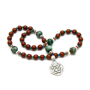 Celtic Knot Prayer Beads