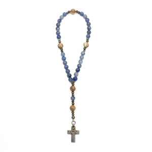 Peace Be With You Anglican Prayer Beads by Unspoken Elements