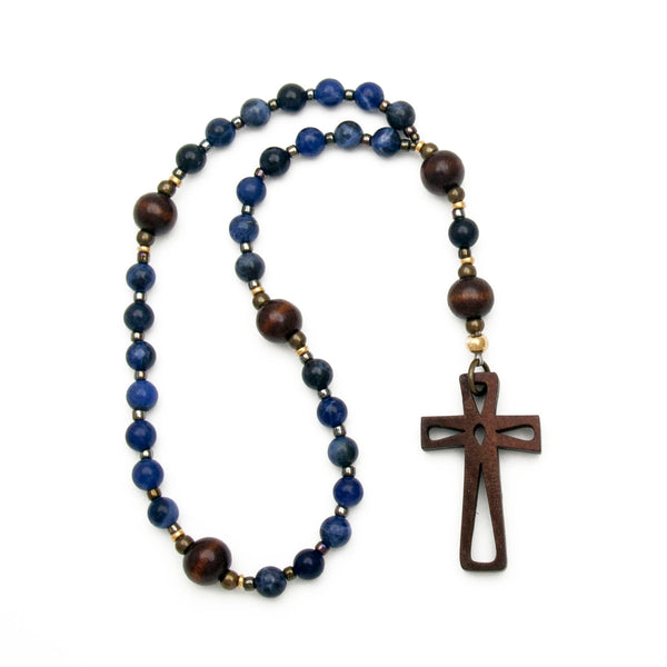 Trust In Him Prayer Beads