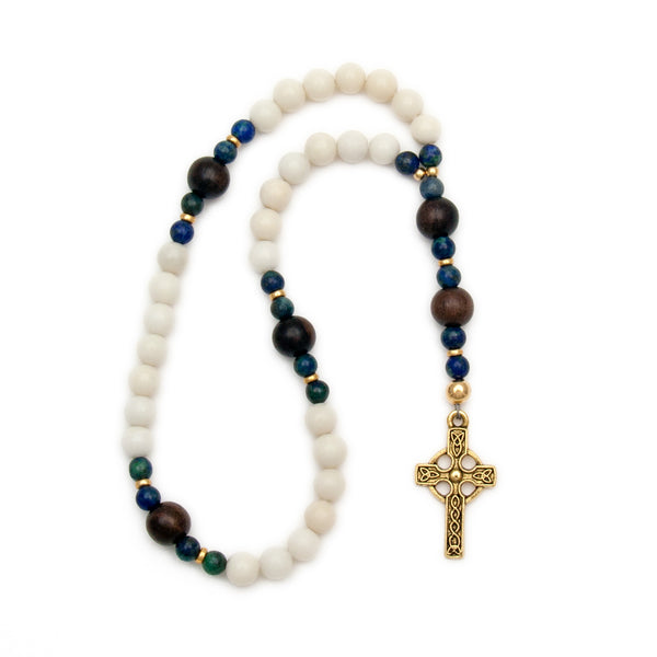 Be The Light Celtic Prayer Beads