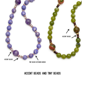 Custom Anglican Prayer Beads
