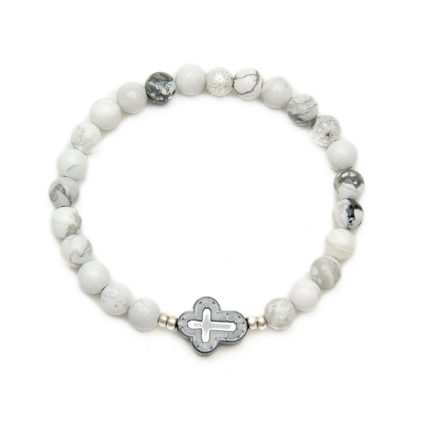 Have Faith Bracelet by Unspoken Elements