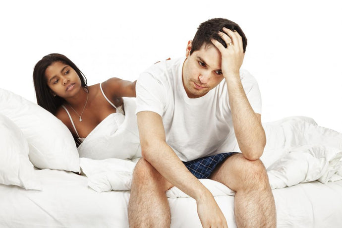 5 Best ways to become a supportive partner to a man with poor sexual health