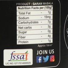 ZAAIKA Strong Garam Masala, 100% Pure Spice Mix, No Preservatives, 180 g