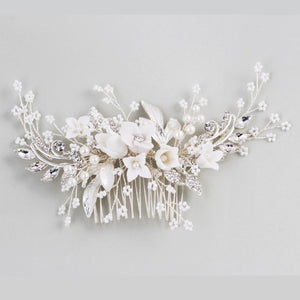 The Lady Of Camellias Hair Comb - BallerinaBoxx