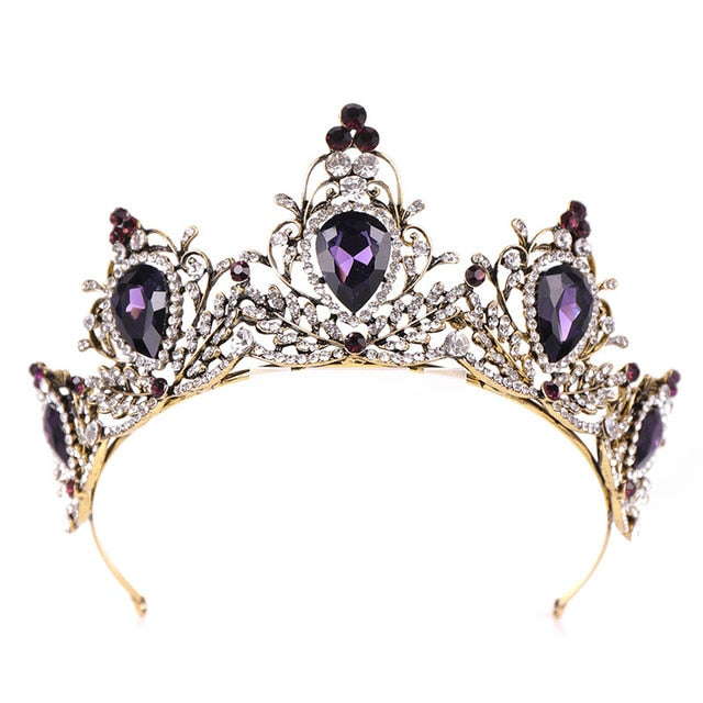 Sleeping Beauty Lilac Fairy Attendants Tiara - BallerinaBoxx