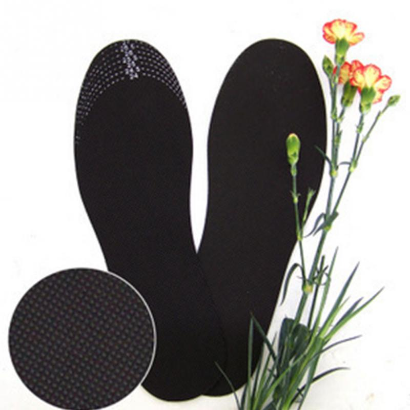 Bamboo Charcoal Shoe Insole Deodorizer