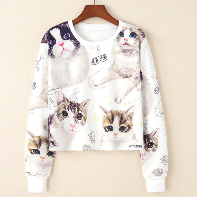 CATS AND CATS | Pull blanc femme - Chijaco