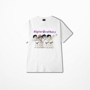 HIGHER BROTHERS | dab | Tshirt dispo en 2 couleurs - Chijaco