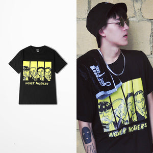 HIGHER BROTHERS | Design | Tshirt dispo en 2 couleurs - Chijaco