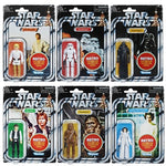 Star wars Retro Collection Set of 6 [Pre-Order]