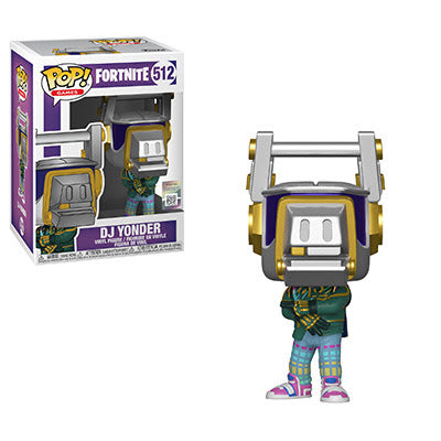 Funko Pop! Games: Fortnite Dj Yonder [Pre-Order]