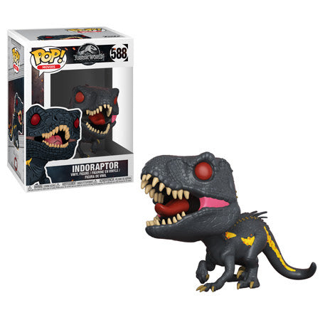 Pop! Movies: Jurassic World 2 - Indoraptor