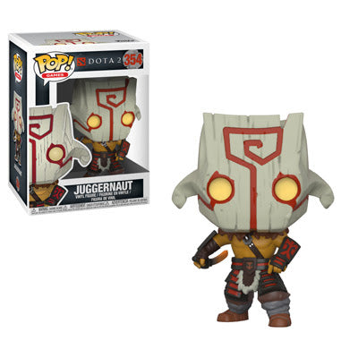 Pop! Games: Dota 2 S1 - Juggernaut w/Sword