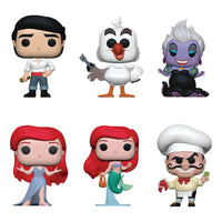 Pre-order! The Little Mermaid set of 6!