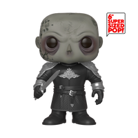 Pop! TV: GOT - 6'' The Mountain (Unmasked) [Pre-Order]