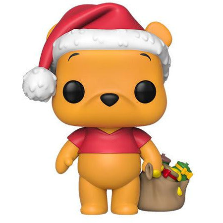 Pop! Dinsey: Holiday - Pooh [Pre-Order]
