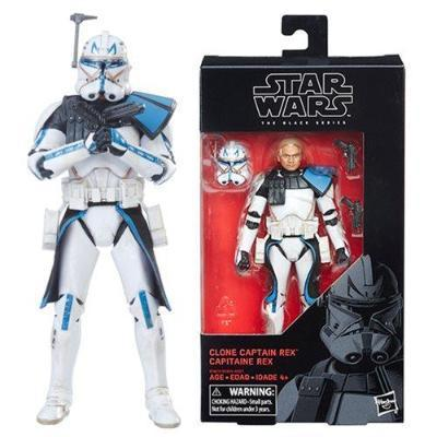 Star Wars The Black Series Captain Rex 6-Inch Action Figure Pre-order