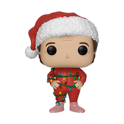 Pop! Disney: Santa Clause - Santa w/ Lights [Pre-Order]