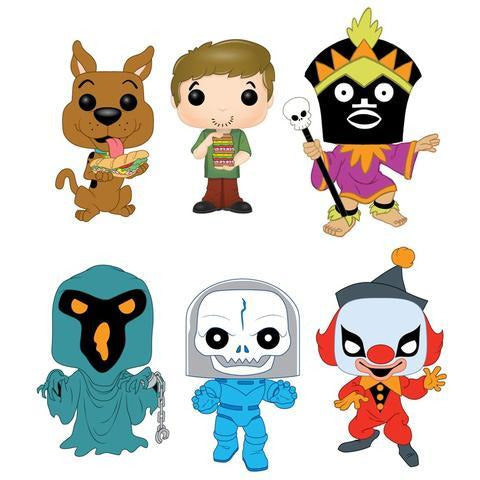 Pre-order! Scooby Doo Set of 6!