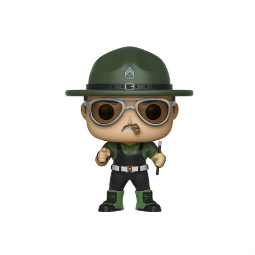 Pop! WWE: WWE - S8 - Sgt. Slaughter