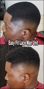 Easy Fit Lace Unit (Low-Afro)