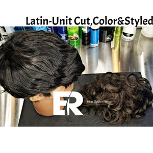 Latin-Curl Unit
