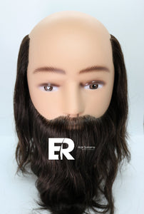 Samson Hair Unit Practice Model (Straight)