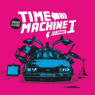 "IBRAHIM ELECTRIC - ""TIME MACHINE - PART 1"" (limited edition pink-vinyl EP)"