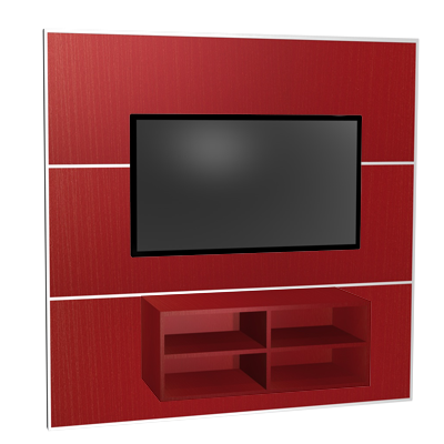 CINEWALL - XL / Candela Lava / Mediabox 4