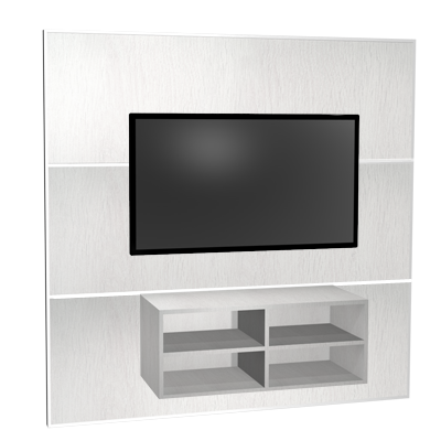 CINEWALL - XL / Candela Weiss / Mediabox 4