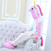 Unicorn Squad Long Pajamas