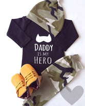 Daddy is My Hero Camouflage