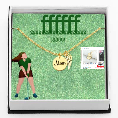Loss Of Mom's Friend Remembrance Necklace Condolence Gift And Personalized Grievance Card