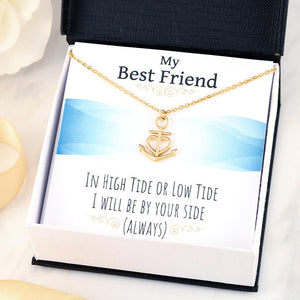 I'm Gonna Be Your Friend forever - Necklace