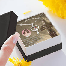 Unconditional Love Nice Jewelry Stethoscope Necklace Swarovski Crystal High Quality W/T Best Card