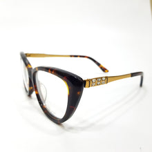 Dior transparent flame cateye womens sunglasses