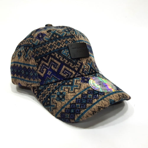 Cultured baseball Cap | Blue