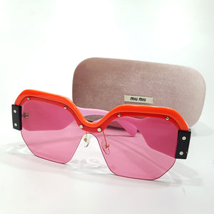 Miu miu casual womens sunglasses | Pink
