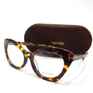 Tomford transparent leopard womens sunglasses