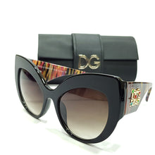 D&G ladies dark lens sunglasses