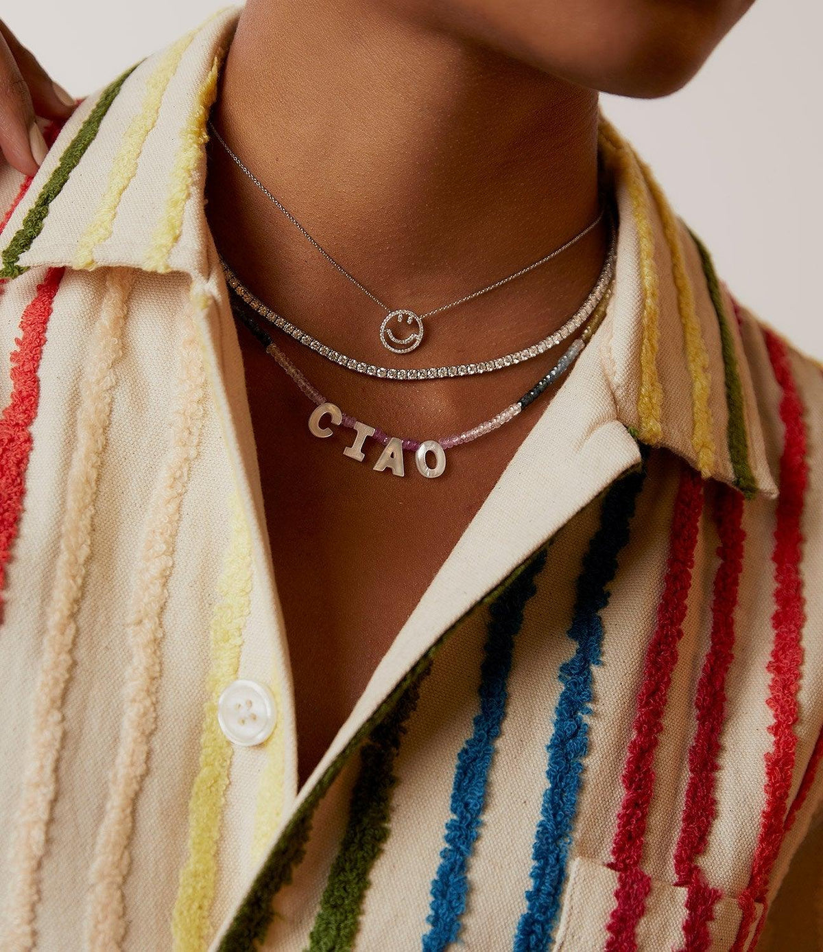 'Ciao' Necklace