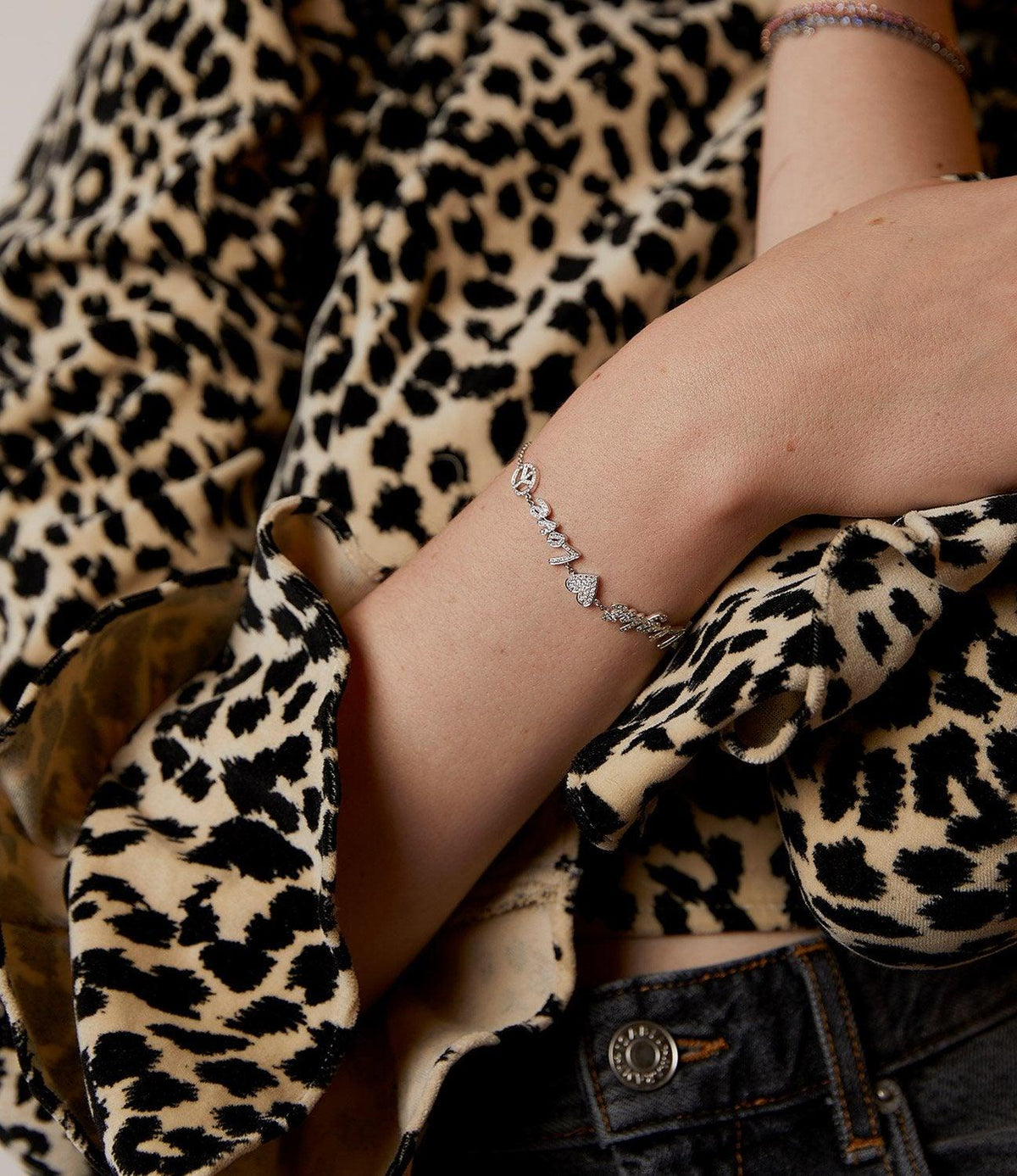 Love and Light Diamond Bracelet