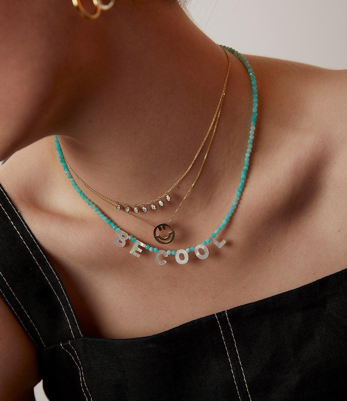 'Be Cool' Necklace