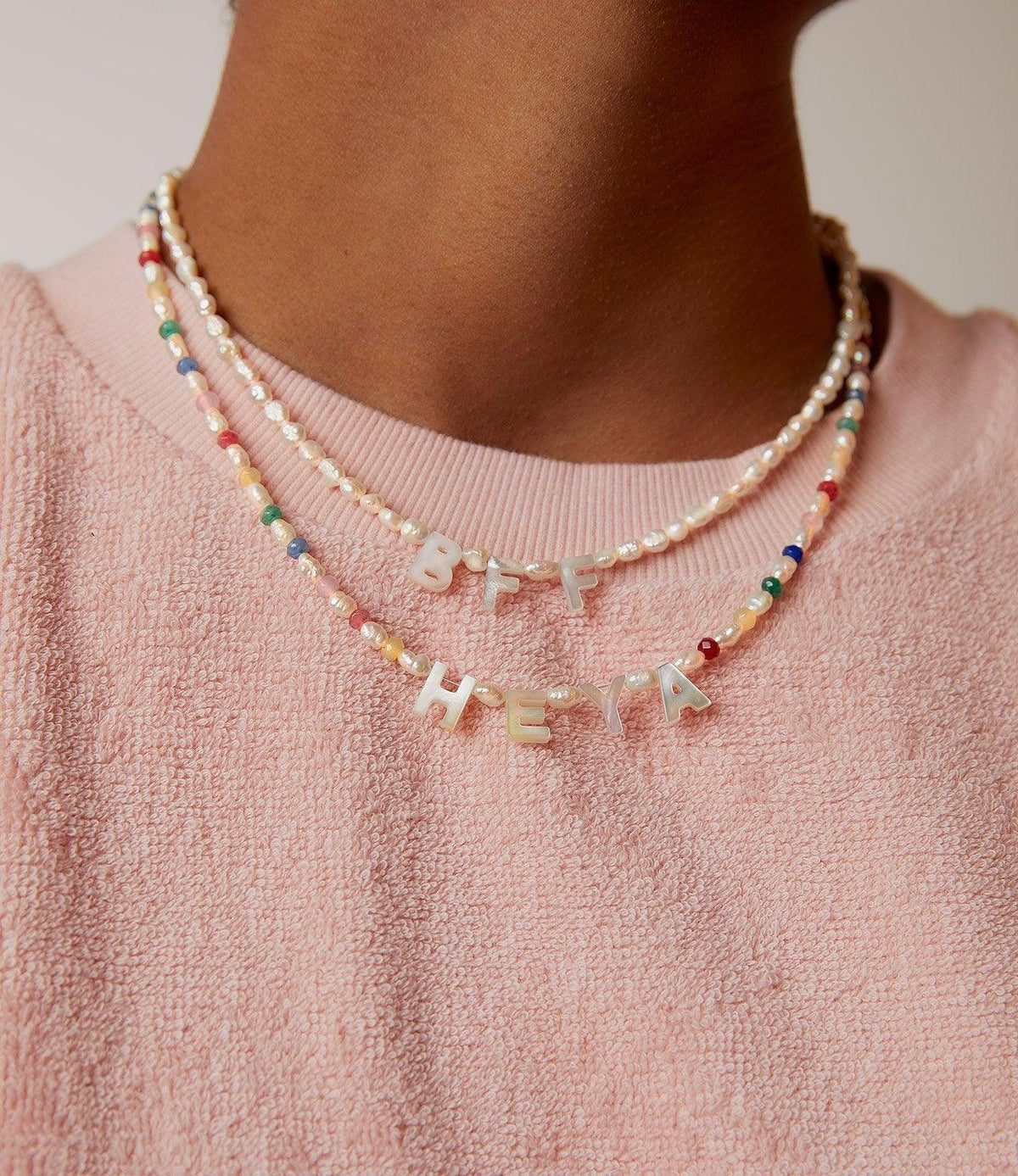 'BFF' Necklace