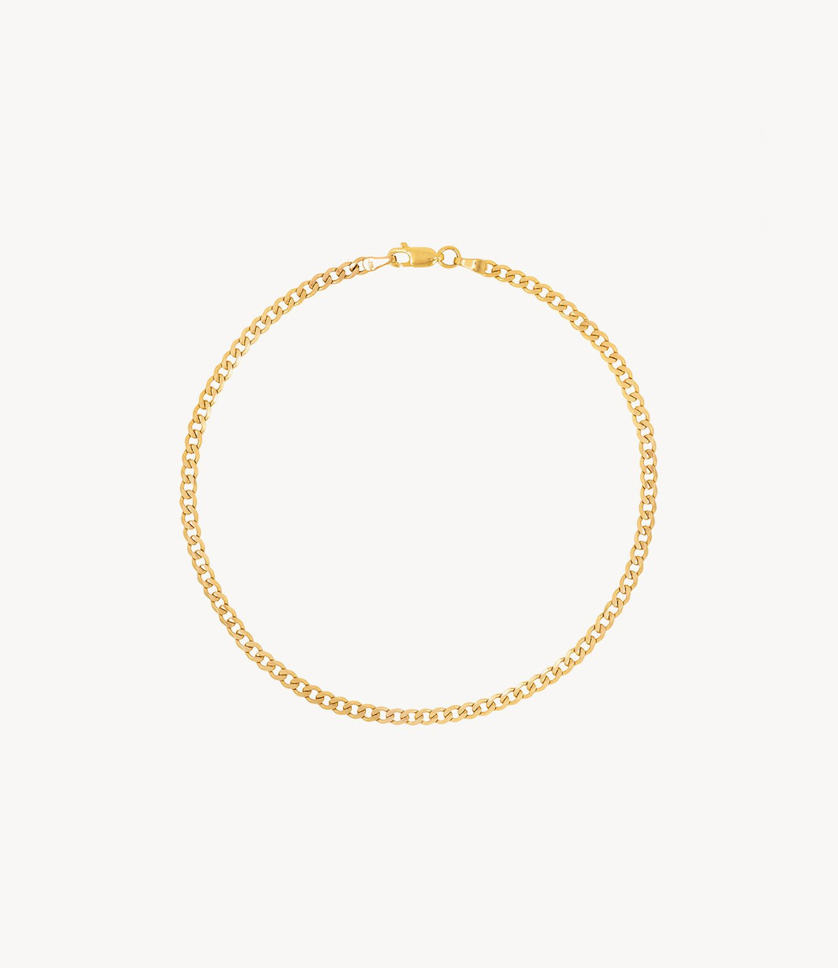 Yellow Gold, Night Anklet