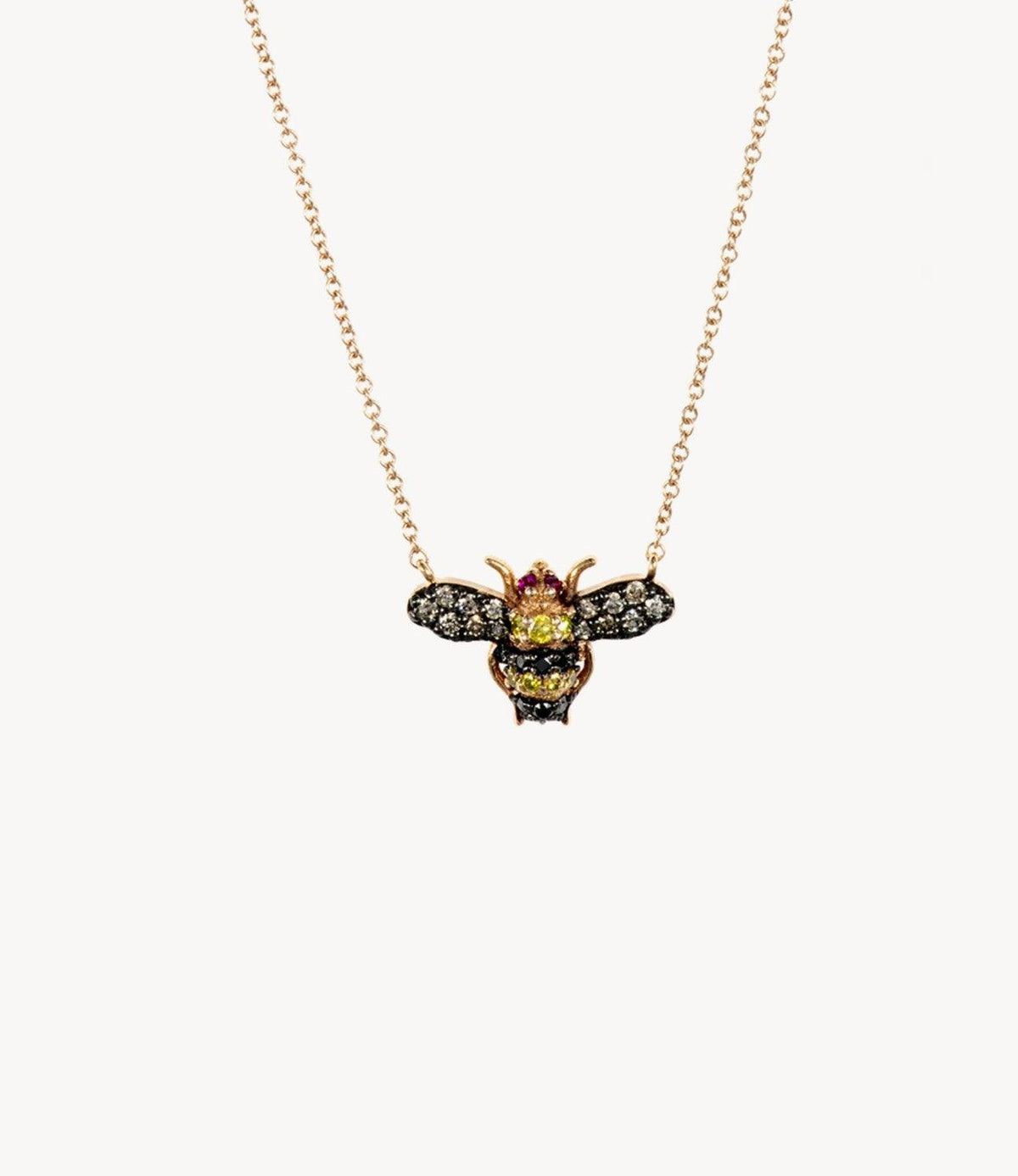 Be's Bumblebee Necklace