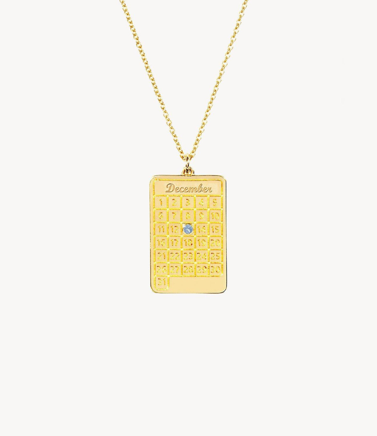 Yellow Gold, Diamond Days Necklace