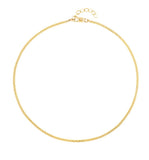 Yellow Gold, Always Anklet