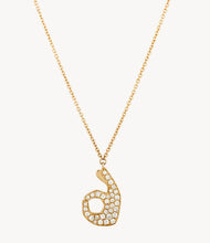 Load image into Gallery viewer, OK Diamond Necklace